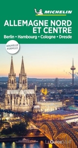 Michelin - Allemagne Nord et Centre - Berlin, Hambourg, Cologne, Dresde.