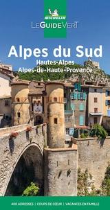Michelin - Alpes du Sud - Hautes-Alpes, Alpes-de-Haute-Provence.