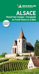 Michelin - Alsace - Massif des Vosges, Escapade en Fôret-Noire et à Bâle.