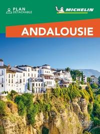 Michelin - Andalousie. 1 Plan détachable