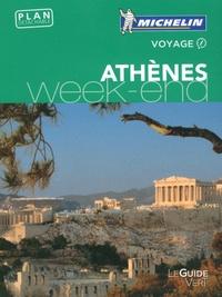 Michelin - Athènes. 1 Plan détachable