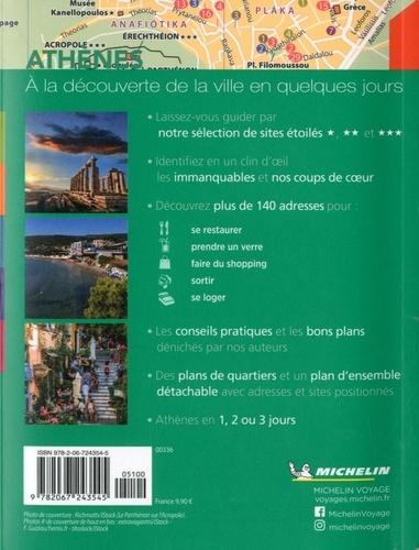 Athènes  Edition 2020 -  avec 1 Plan détachable
