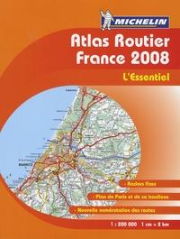 Satt2018.fr Atlas Routier France - L'essentiel 1/200 000 Image