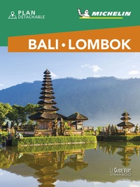 Michelin - Bali - Lombok. 1 Plan détachable
