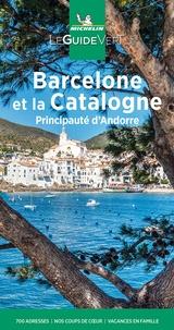 Michelin - Barcelone et la Catalogne - Principauté d'Andorre.