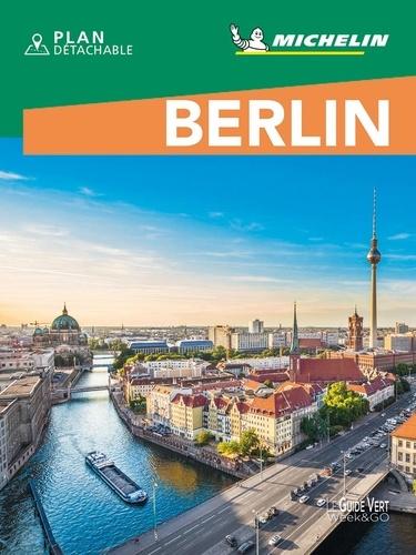 Michelin - Berlin. 1 Plan détachable