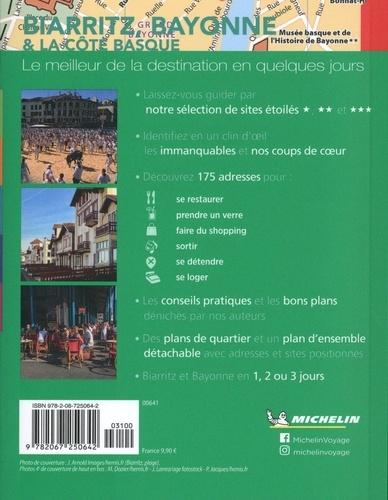 Biarritz, Bayonne & la côte Basque  Edition 2021 -  avec 1 Plan détachable