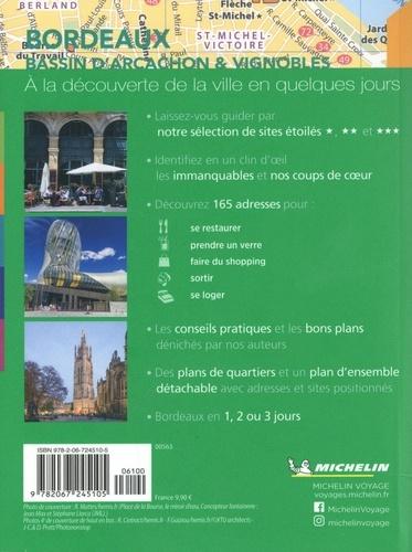 Bordeaux. Bassin d'Arcachon & vignobles  Edition 2020 -  avec 1 Plan détachable