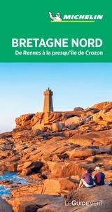 Michelin - Bretagne Nord - De Rennes à la presqu'île de Crozon.