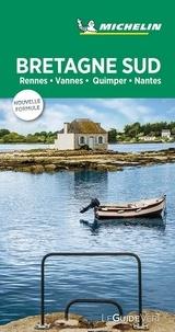 Michelin - Bretagne sud - Rennes, Vannes, Quimper, Nantes.