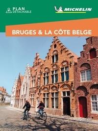 Michelin - Bruges & la côte belge. 1 Plan détachable