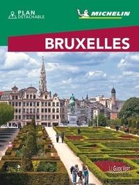 Michelin - Bruxelles. 1 Plan détachable