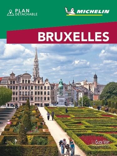 Bruxelles  Edition 2019 -  avec 1 Plan détachable