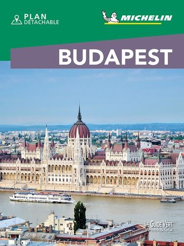 Budapest  Edition 2021 -  avec 1 Plan détachable