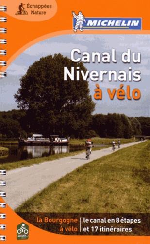 Michelin - Canal du Nivernais à vélo.