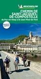 Michelin - Chemin de Saint-Jacques-de-Compostelle - Du Puy-en-Velay à Saint-Jean-Pied-de-Port.