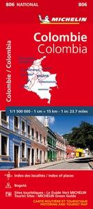 Colombie- 1/1 500 000 -  Michelin pdf epub