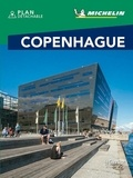 Michelin - Copenhague. 1 Plan détachable
