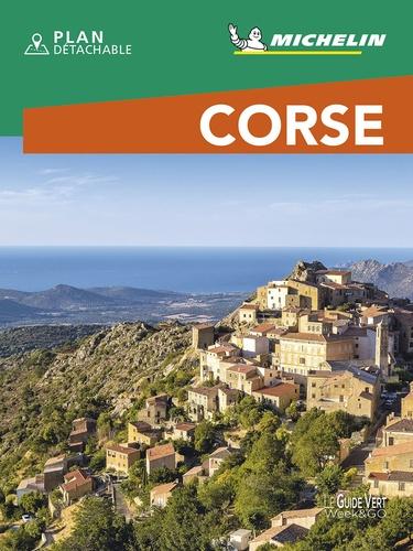 Corse  Edition 2021 -  avec 1 Plan détachable