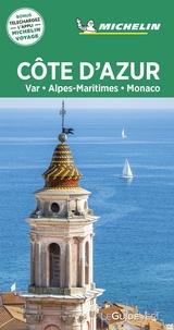 Michelin - Côte-d'Azur - Var, Alpes-Maritimes, Monaco.