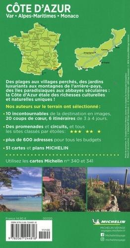 Côte-d'Azur. Var, Alpes-Maritimes, Monaco  Edition 2020