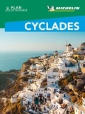 Michelin - Cyclades. 1 Plan détachable
