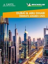 Michelin - Dubaï et Abu Dhabi, Emirats Arabes Unis. 1 Plan détachable