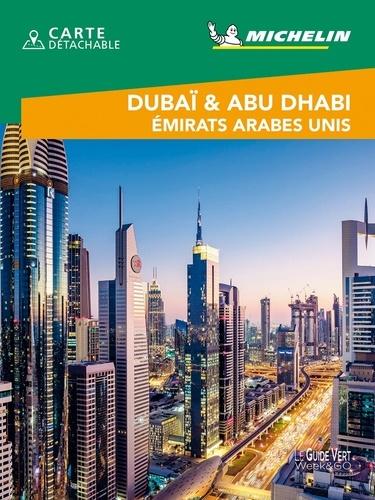 Dubaï et Abu Dhabi, Emirats Arabes Unis  Edition 2020 -  avec 1 Plan détachable