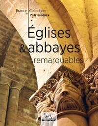 Michelin - Eglises & abbayes remarquables.