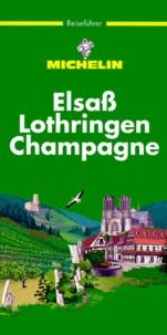 Michelin - Elsass, Lothringen, Champagne.
