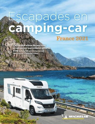 Escapades en camping-car France  Edition 2021