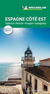Michelin - Espagne côte Est - Valence, Murcie, Aragon, Saragosse, Escapade à Barcelone.