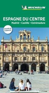 Michelin - Espagne du centre - Madrid, Castille, Estrémadure.