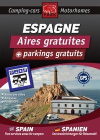 Michelin - Espagne - Aires gratuites + parkings gratuits.