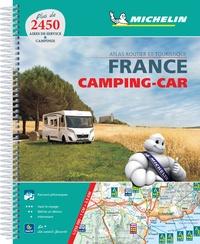 Livres et magazines à télécharger France camping-car  - Atlas routier et touristique