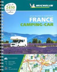 Michelin - France camping-car - Atlas routier et touristique.