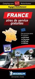 Deedr.fr France - +1090 aires de camping-car gratuites. 1/750 000 Image