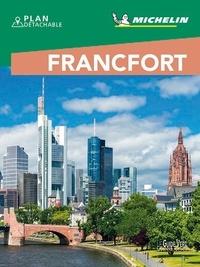 Michelin - Francfort. 1 Plan détachable