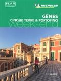 Michelin - Gênes, Cinque Terre & Portofino. 1 Plan détachable