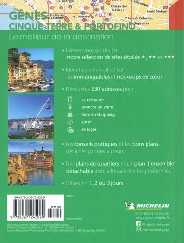 Gênes, Cinque Terre & Portofino  Edition 2020 -  avec 1 Plan détachable
