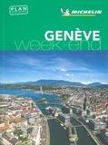 Michelin - Genève. 1 Plan détachable