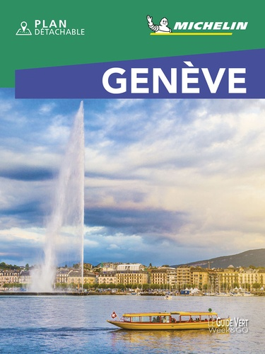 Genève  Edition 2021 -  avec 1 Plan détachable