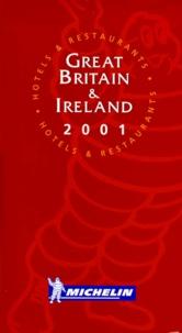 Galabria.be Great Britain & Ireland 2001 - Hotels & restaurants Image