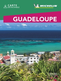 Michelin - Guadeloupe. 1 Plan détachable