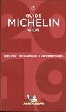 Michelin - Guide Michelin Belgique Luxembourg.