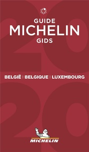 Michelin - Guide Michelin GIDS - België ; Belgique ; Luxembourg.