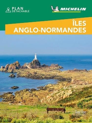Michelin - Iles anglo-normandes. 1 Plan détachable
