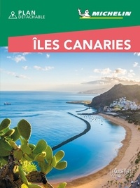 Michelin - Iles Canaries. 1 Plan détachable