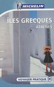 Michelin - Iles Grecques Athènes.