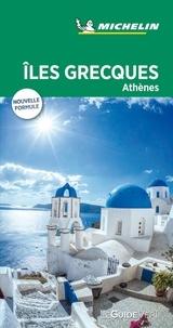 Michelin - Iles grecques - Athènes.